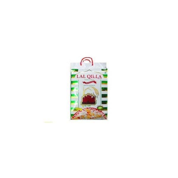 ラルキラ バスマティライス お徳用5kg インド米 LAL QILLA Basmati Rice 送料無料(コンパクト便)