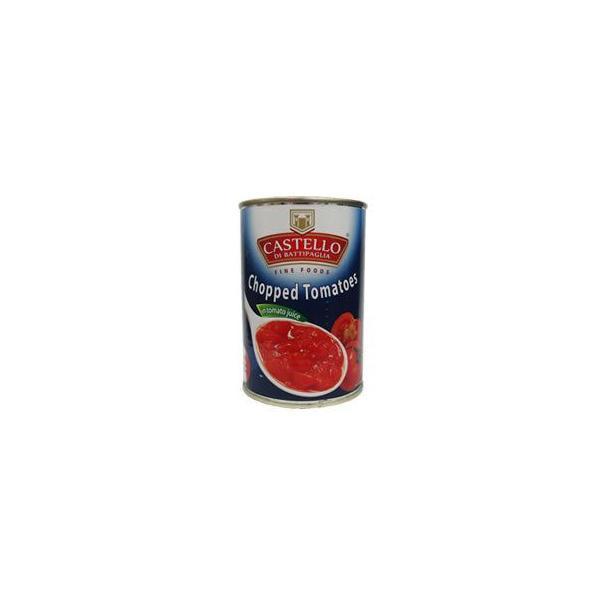 CASTELLO DI BATTIPAGLIA チョップドトマト おまとめ買い(400g×24個)