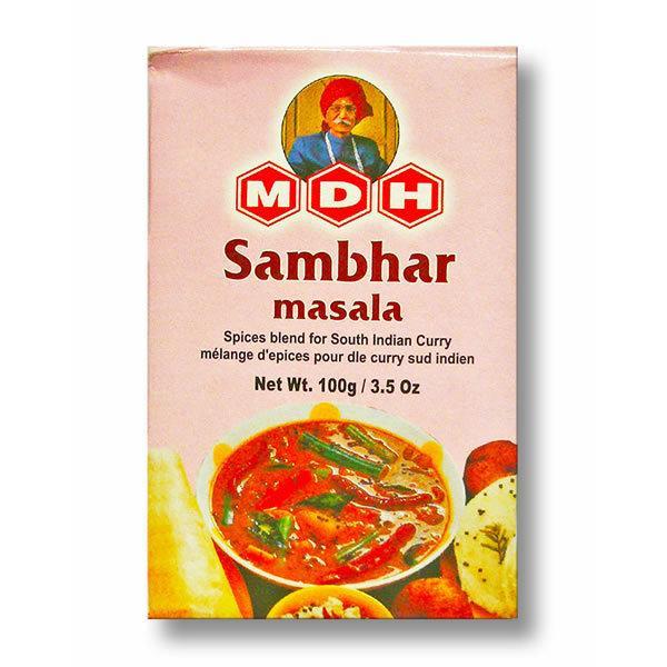 ミックススパイス サンバルマサラ 100g MDH(Mahasian Di Hatti) Sambar Masala インド食材