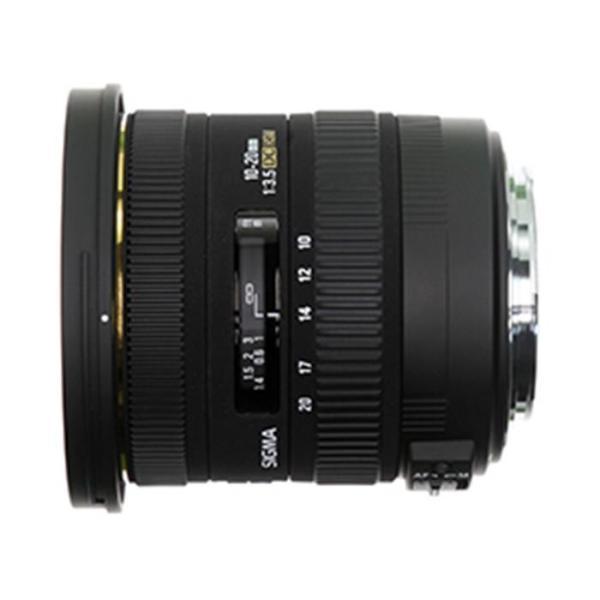 《新品》 SIGMA(シグマ) 10-20mm F3.5 EX DC HSM(キヤノン用)