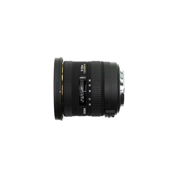 《新品》 SIGMA(シグマ) 10-20mm F3.5 EX DC HSM(ニコン用)