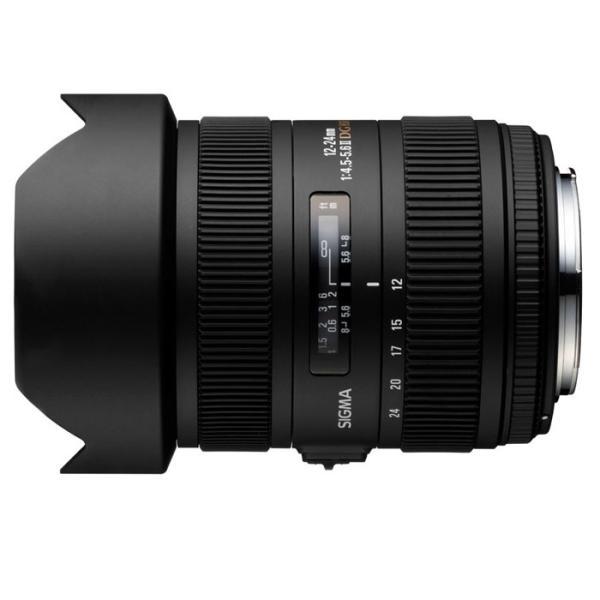 《新品》 SIGMA(シグマ) 12-24mm F4.5-5.6 II DG HSM (ニコン用)