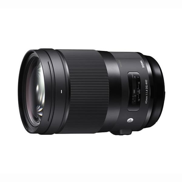 《新品》 SIGMA (シグマ) A 40mm F1.4 DG HSM(ソニーE用/フルサイズ対応) [ Lens | 交換レンズ ]