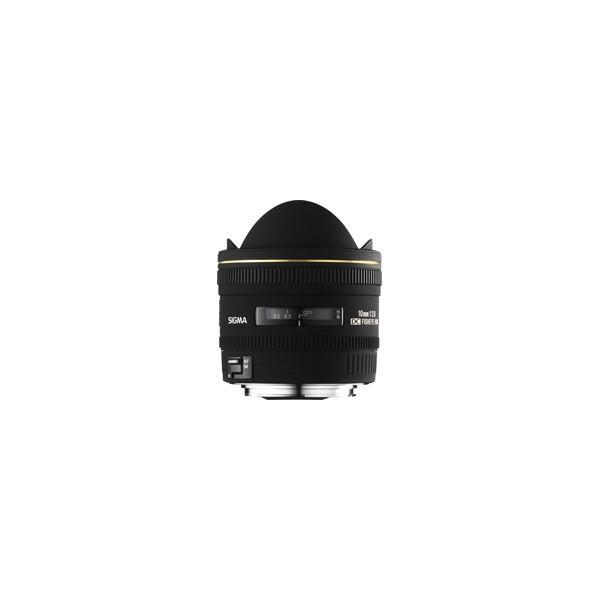 《新品》 SIGMA(シグマ) 10mm F2.8 EX DC Fisheye HSM(ニコン用)
