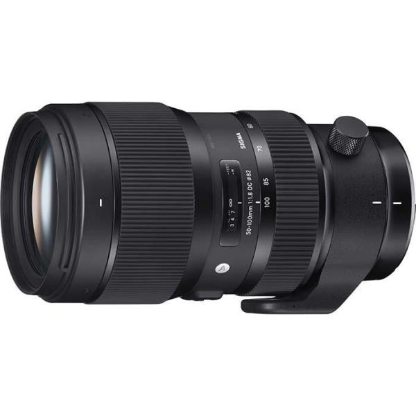 《新品》 SIGMA (シグマ) A 50-100mm F1.8 DC HSM(キヤノン用) [ Lens | 交換レンズ ]