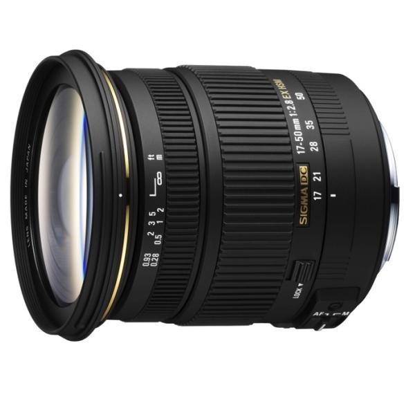 《新品》 SIGMA(シグマ) 17-50mm F2.8 EX DC HSM(ペンタックス用)