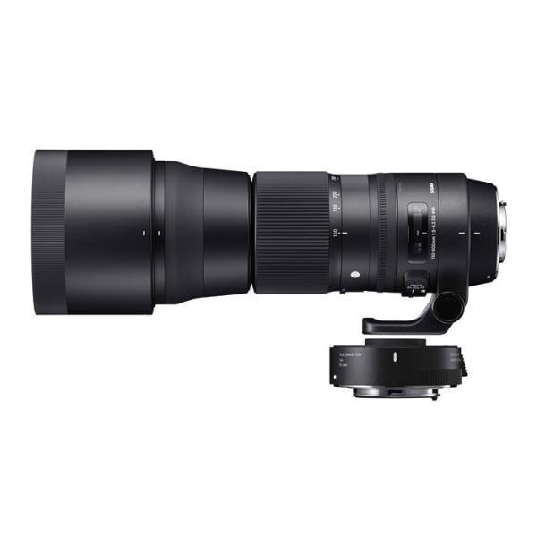 《新品》 SIGMA(シグマ) C 150-600mm F5-6.3 DG 1.4xテレコンバーターキット(ニコン用)
