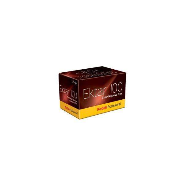 《新品アクセサリー》 Kodak(コダック) Ektar 100 135/36枚撮り|ymapcamera