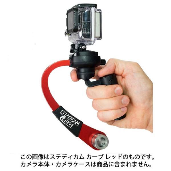 《新品アクセサリー》 Steadicam(ステディカム) CURVE ブラック【特価品 / 在庫限り(生産完了品)】