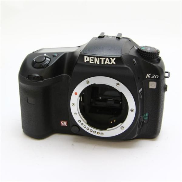《良品》 PENTAX K20Dボディ