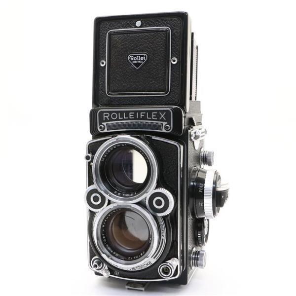 ひそかなブーム「二眼レフ」カメラのレトロな美しさ