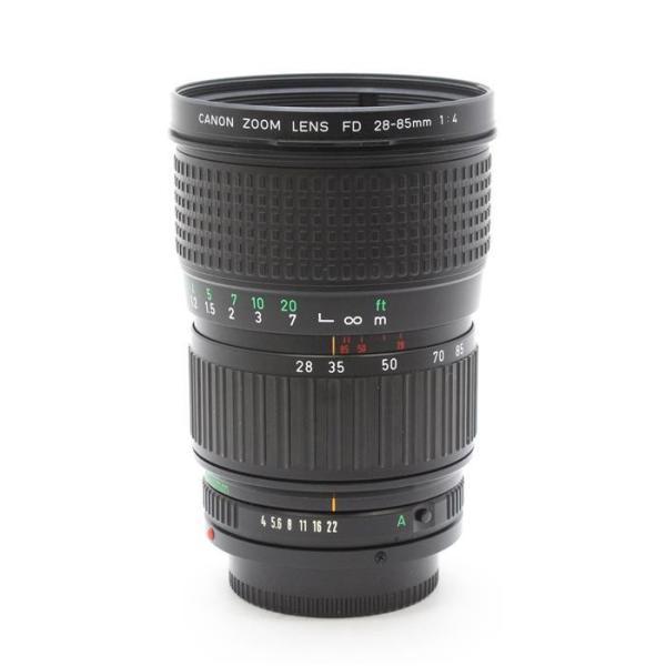 《難有品》Canon New FD28-85mm F4