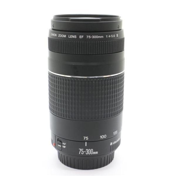《美品》Canon EF75-300mm F4-5.6 III