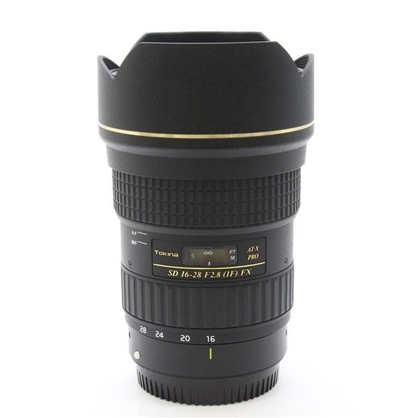 《美品》Tokina AT-X 16-28mm F2.8 PRO FX(キヤノン用)