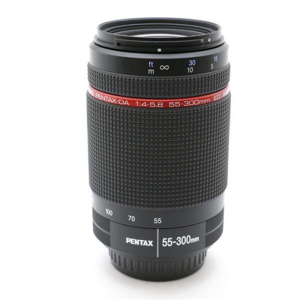 《美品》PENTAX HD DA55-300mm F4-5.8ED WR
