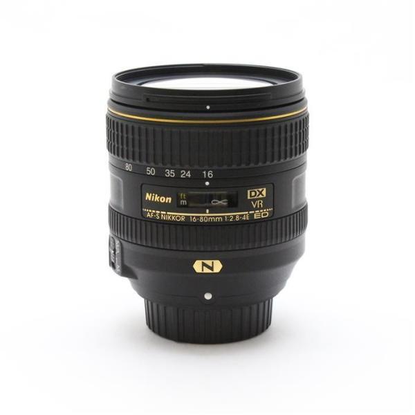 《美品》Nikon AF-S DX NIKKOR 16-80mm F2.8-4E ED VR