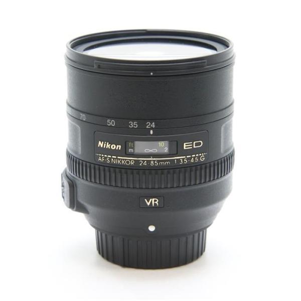 《難有品》Nikon AF-S NIKKOR 24-85mm F3.5-4.5G ED VR