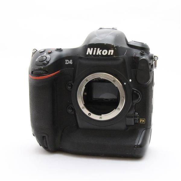《難有品》Nikon D4 ボディ