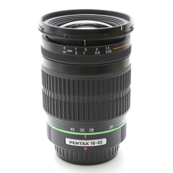 《並品》PENTAX DA16-45mm F4ED AL
