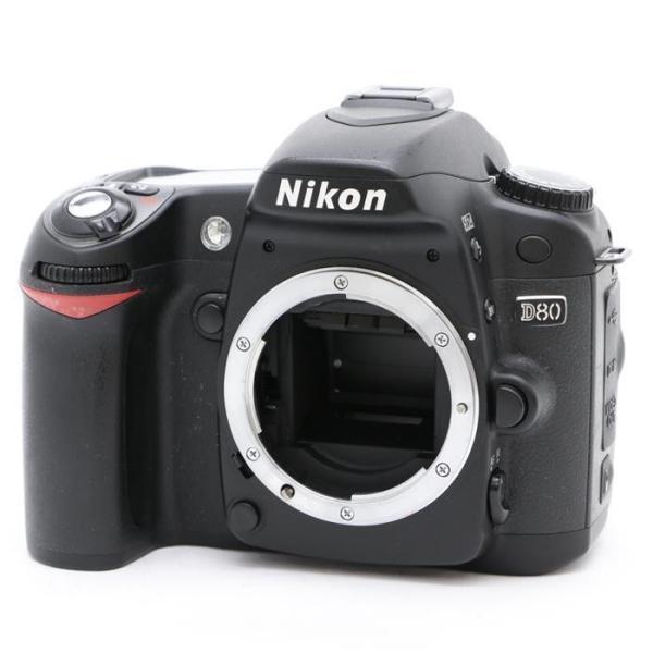 《ジャンク》Nikon D80ボディ