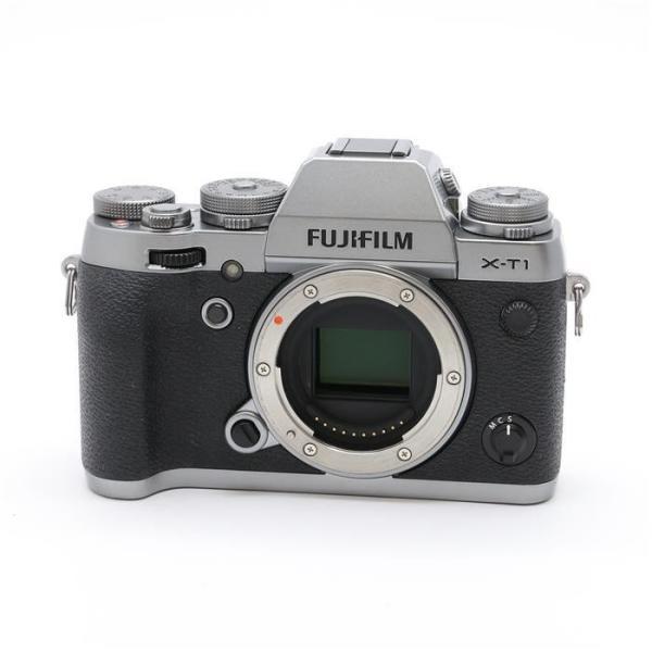 《美品》FUJIFILM X-T1 Graphite Silver Edition