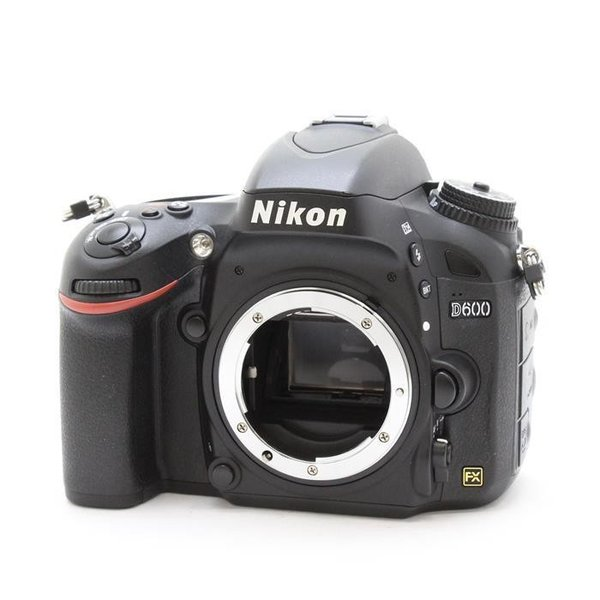 《良品》Nikon D600 ボディ