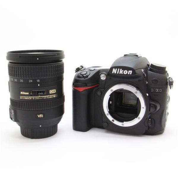 《美品》Nikon D7000 18-200 VR II レンズキット