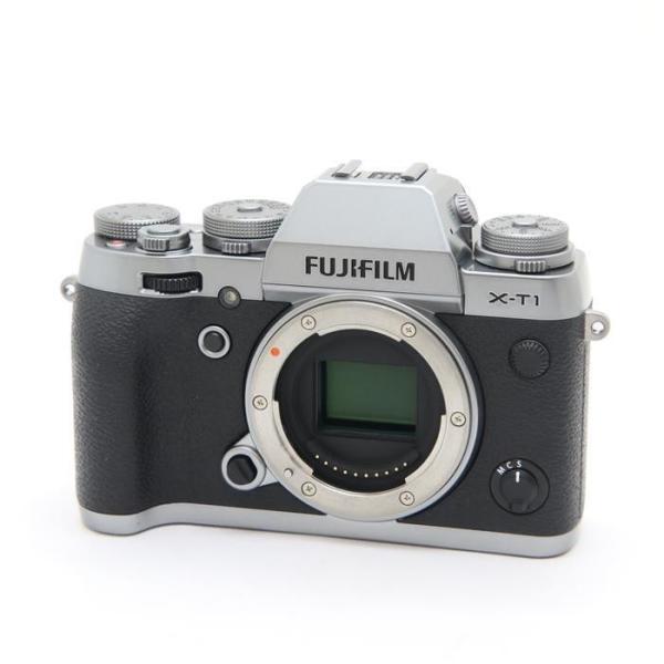 《良品》FUJIFILM X-T1 Graphite Silver Edition