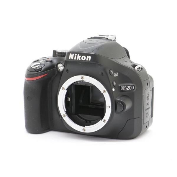 《並品》Nikon D5200 ボディ