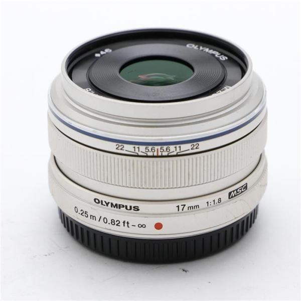 《並品》OLYMPUS M.ZUIKO DIGITAL 17mm F1.8