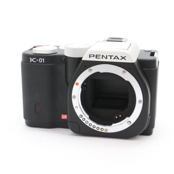 《美品》PENTAX K-01 ボディ