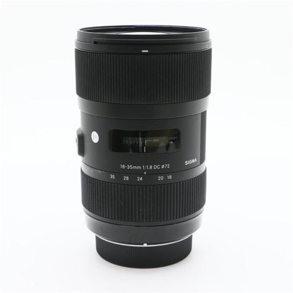 《良品》SIGMA A 18-35mm F1.8 DC HSM(ペンタックス用)
