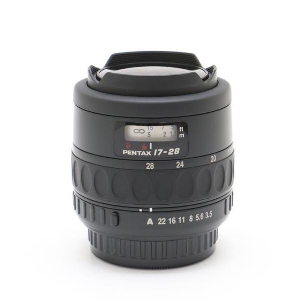 《良品》PENTAX F17-28mm F3.5-4.5 フィッシュアイズーム
