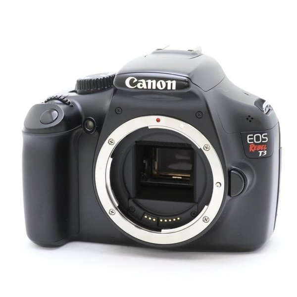 《良品》Canon EOS Kiss X50ボディ(REBEL T3)