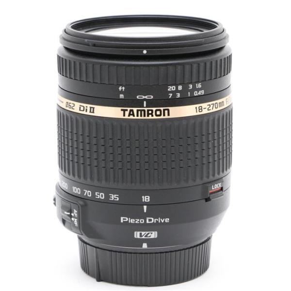 《並品》TAMRON 18-270mm F3.5-6.3 DiII VC PZD/Model B008N(ニコン用)