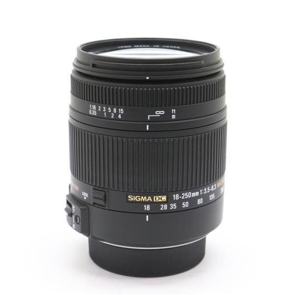 《良品》SIGMA 18-250mm F3.5-6.3 DC MACRO OS HSM (ニコン用)