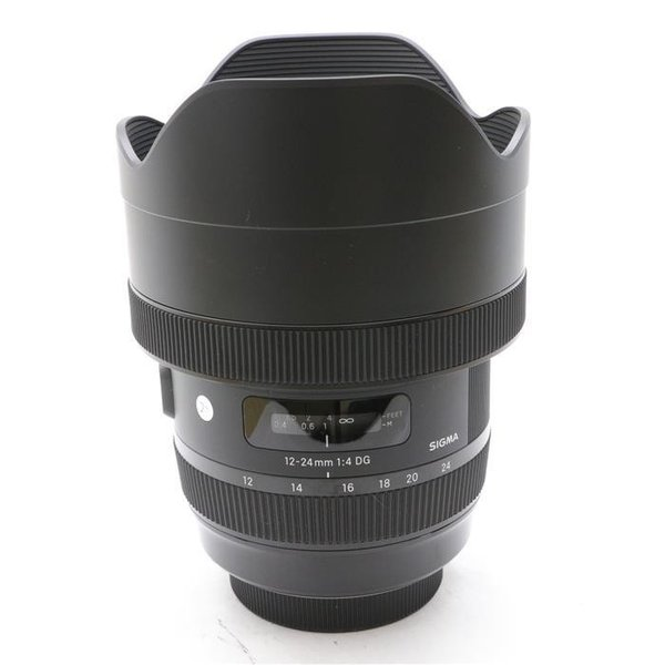 《美品》SIGMA A 12-24mm F4 DG HSM(シグマ用)