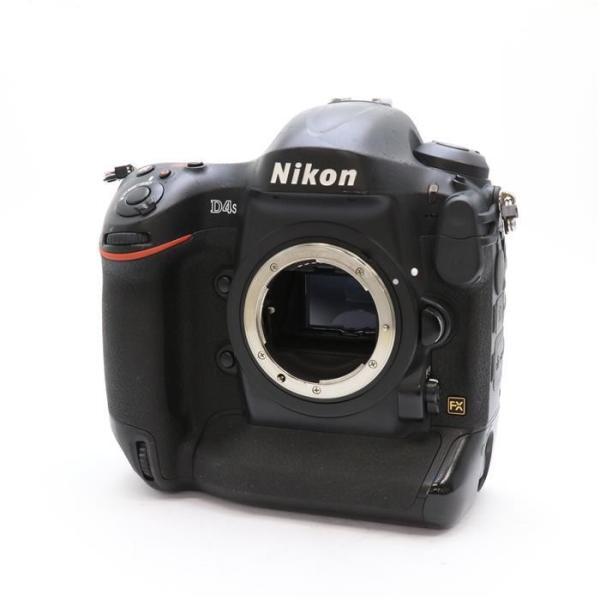 《並品》Nikon D4S ボディ