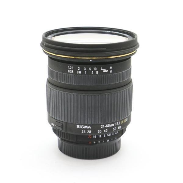 《並品》SIGMA 24-60mm F2.8 EX DG(ニコン用)