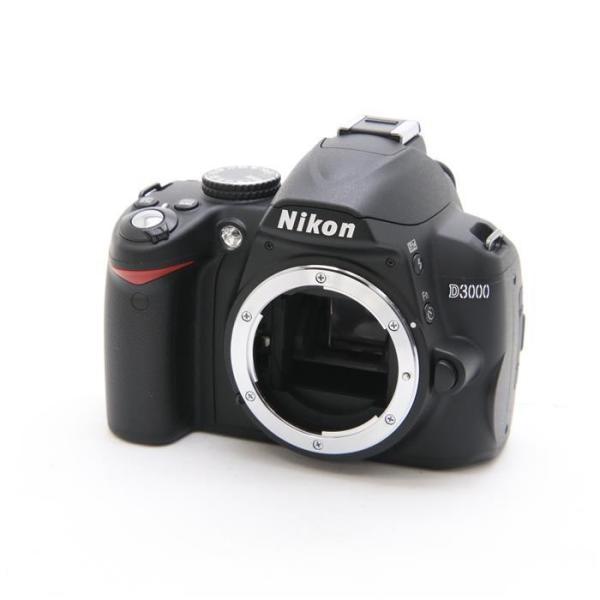 《良品》Nikon D3000 ボディ