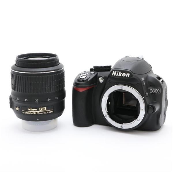 《良品》Nikon D3100レンズキット