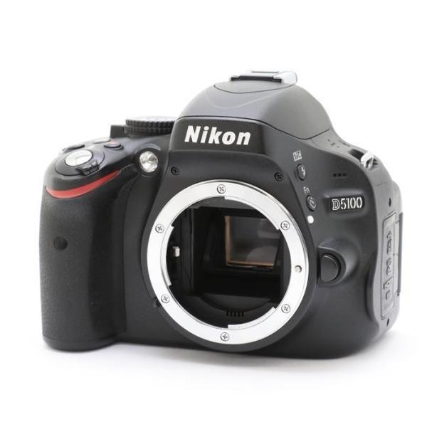 《良品》Nikon D5100 ボディ