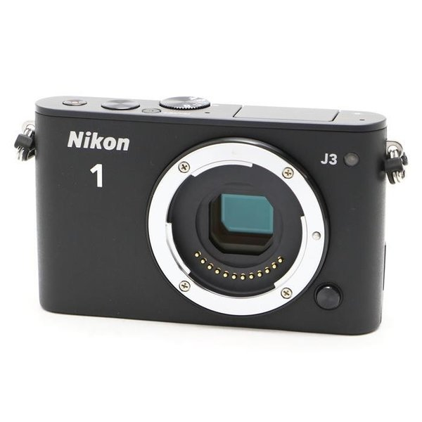 《新同品》Nikon Nikon 1 J3 ボディ