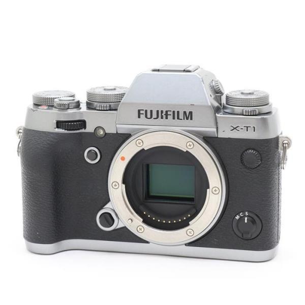 《難有品》FUJIFILM X-T1 Graphite Silver Edition