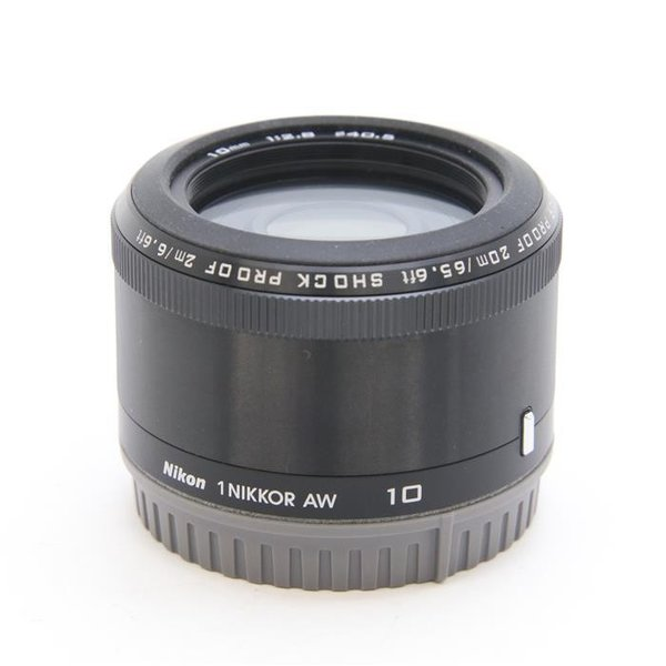 《美品》Nikon 1 NIKKOR AW 10mm F2.8