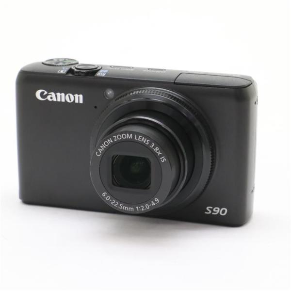 《美品》Canon PowerShot S90