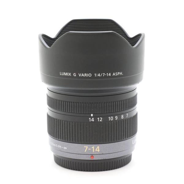 《並品》Panasonic LUMIX G VARIO 7-14mm F4.0 ASPH.