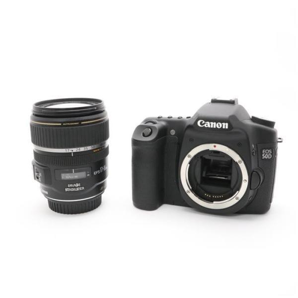 《美品》Canon EOS 50D EF-S17-85ISキット