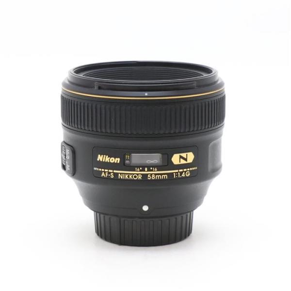 《並品》Nikon AF-S NIKKOR 58mm F1.4G
