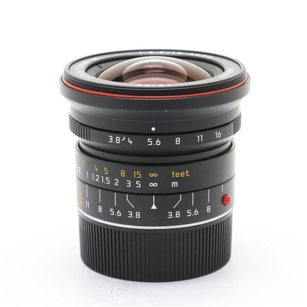 《良品》Leica スーパーエルマー M18mm F3.8 ASPH.